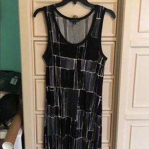 BANANA REPUBLIC TANK TOP DRESS